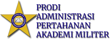 Prodi Administrasi Pertahanan Akademi Militer